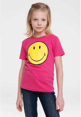 LOGOSHIRT T-Shirt, mit Smiley kaufen
