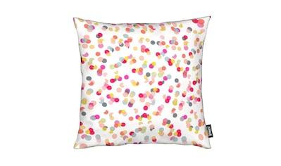 Dekokissen, »Confetti Mix Pink«, Juniqe kaufen
