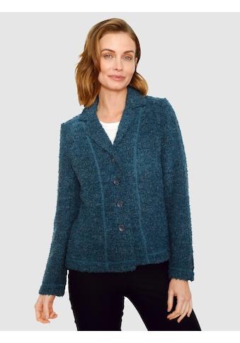 Paola Strickjacke, in Bouclé-Qualität kaufen