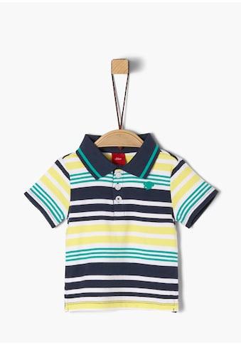 s.Oliver Poloshirt_für Babys kaufen