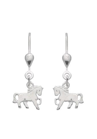 Adelia´s Paar Ohrhänger »925 Silber Ohrringe / Ohrhänger Pferd« kaufen
