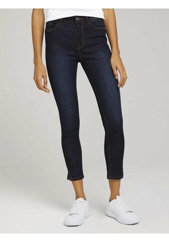 TOM TAILOR mine to five Skinny-fit-Jeans »Kate Skinny Jeans mit kurzen Seitenschlitzen« kaufen