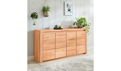 Premium collection by Home affaire Sideboard »Burani«, grifflose Optik kaufen