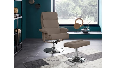 Places of Style Relaxsessel »Boston«, inklusive Hocker kaufen