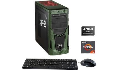 Hyrican »Military Gaming 6525« Gaming - PC (AMD, Ryzen 3, GTX 1650 SUPER, Luftkühlung) kaufen