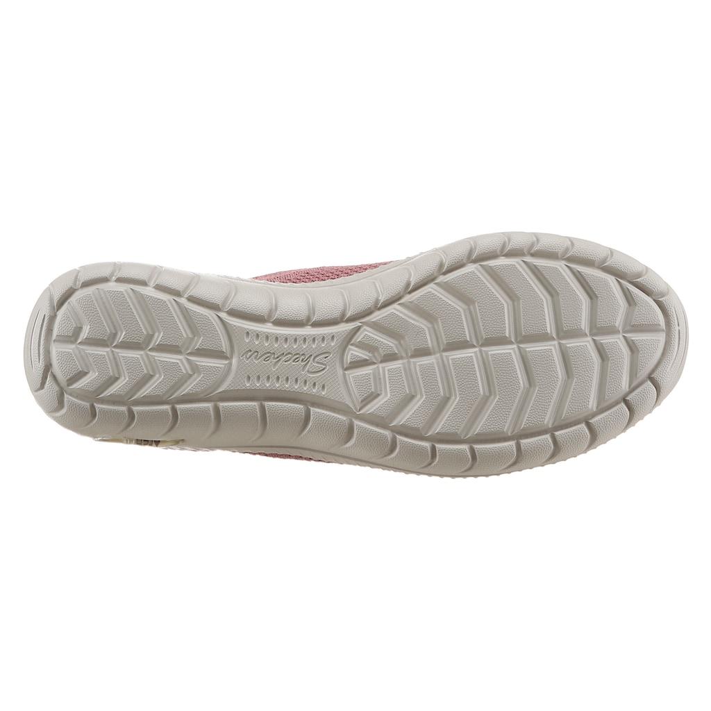 Skechers Slip-On Sneaker »ARCH FIT FLEX«, mit Arch Fit-Ausstattung