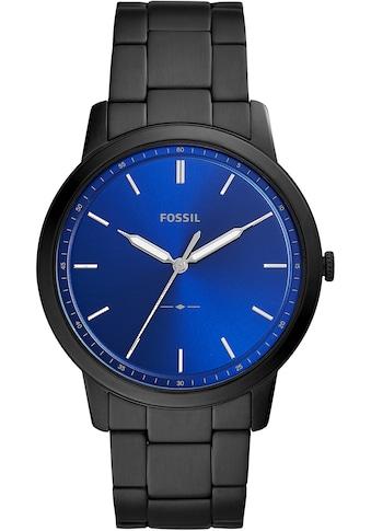 Fossil Quarzuhr »THE MINIMALIST 3H, FS5693« kaufen