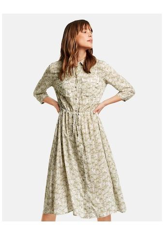 Taifun Kleid Langarm kurz »Midi - Kleid mit Snake - Print« kaufen