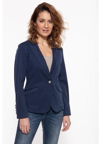 ATT Jeans Jeansjacke »Darcy«, im Blazer-Schnitt kaufen