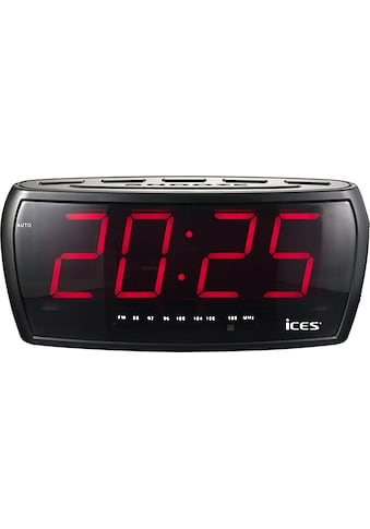 Lenco »iCES ICR - 230 - 1« Radiowecker kaufen