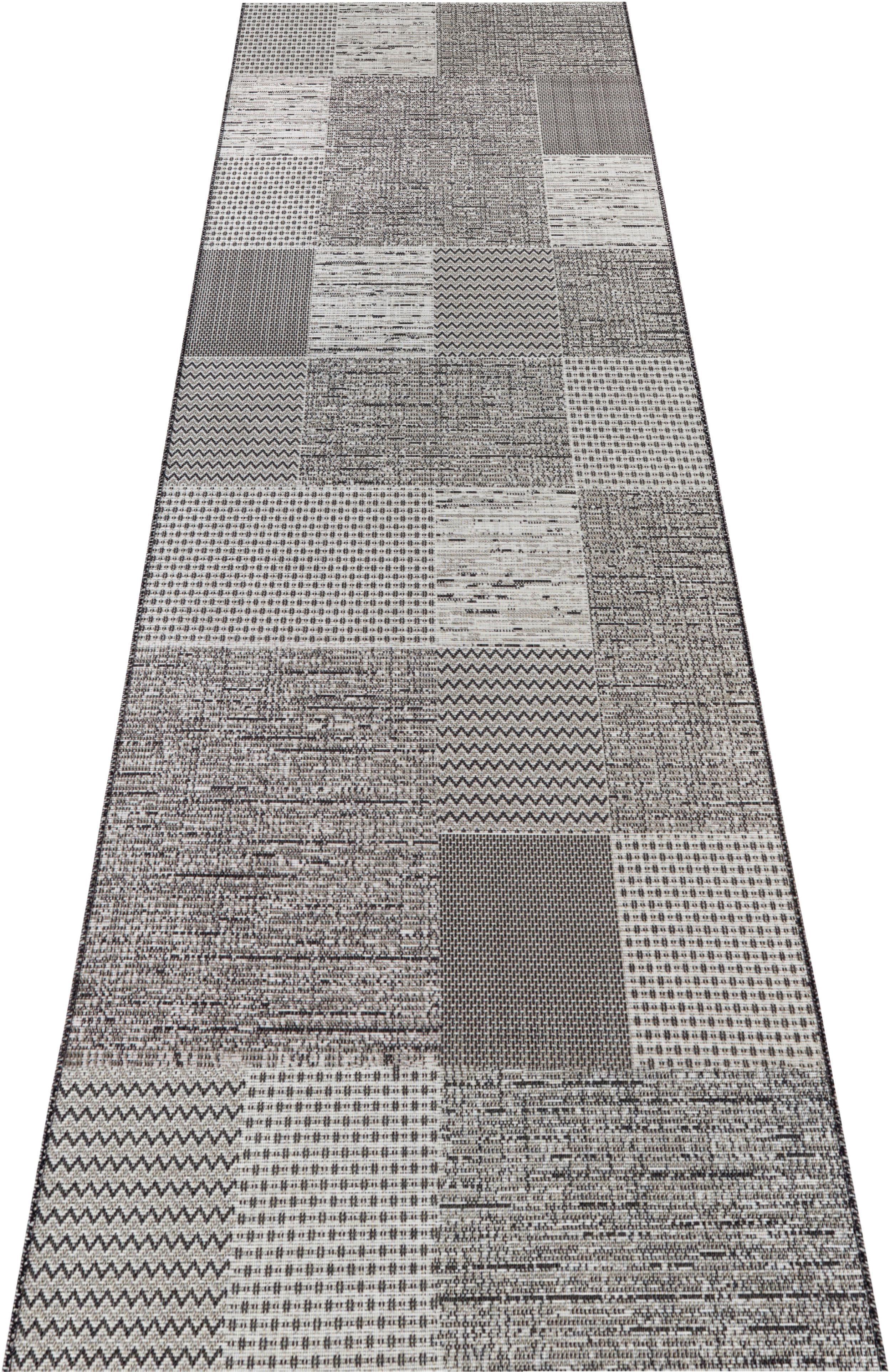 Läufer Agen ELLE Decor rechteckig Höhe 3 mm maschinell gewebt