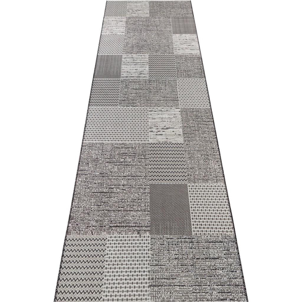ELLE Decor Läufer »Agen«, rechteckig, 3 mm Höhe, In- und Outdoorgeeignet