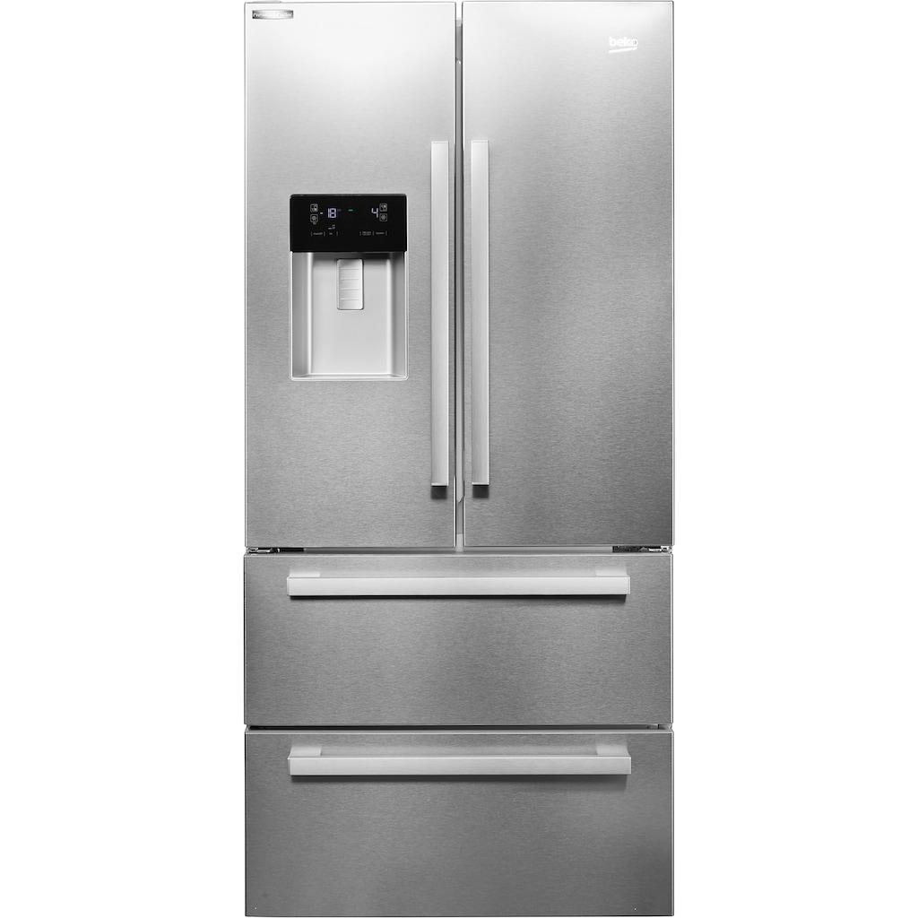 BEKO French Door »GNE60530DX«