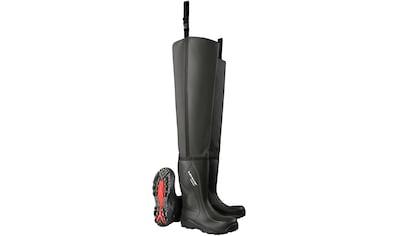 Dunlop Gummistiefel »C762043.TW«, Purofort+ Watstiefel schwarz kaufen
