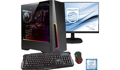Hyrican »Pandora SET2049« Gaming - PC (Intel, Core i5, GeForce) kaufen