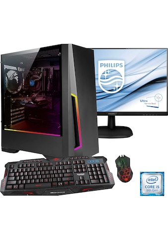 Hyrican »Pandora SET2049« Gaming - PC (Intel, Core i5, GeForce) kaufen