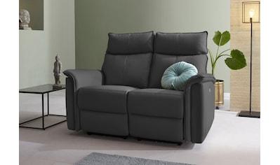 Places of Style 2-Sitzer »Zola«, mit hohen Sitzkomfort durch elektrische Relaxfunktion, USB-Anschluss, 142 cm kaufen