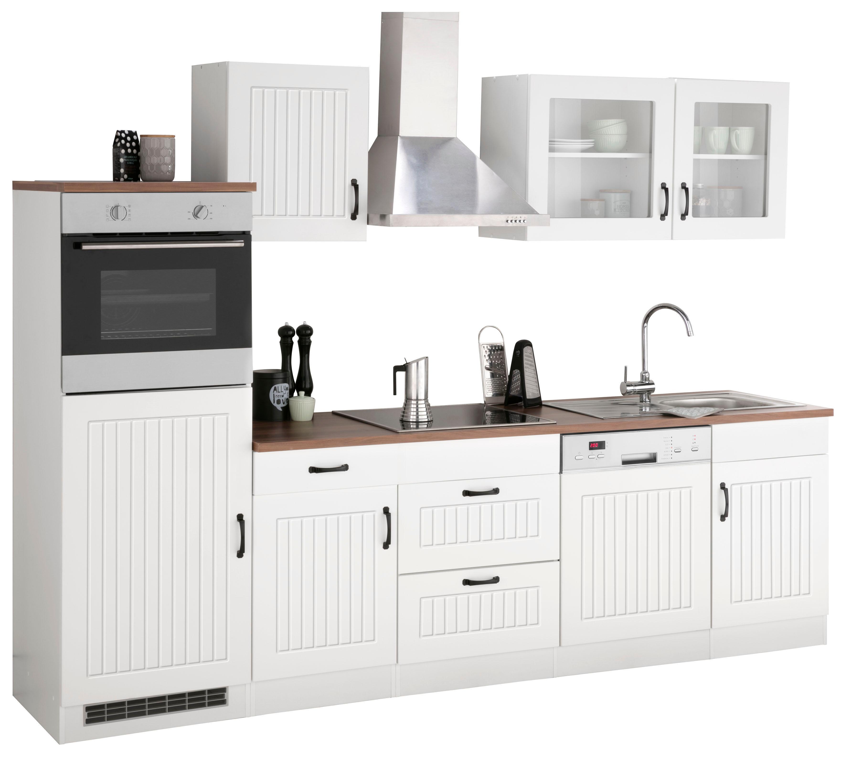 HELD MÖBEL Küchenzeile »Athen«, mit E-Geräten, Breite 17 cm kaufen  BAUR
