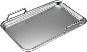 NEFF Teppanyakiplatte, (1 tlg.) silberfarben Grill SOFORT LIEFERBARE Haushaltsgeräte Teppanyakiplatte