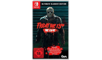 Friday the 13th: The Game  -  Ultimate Slasher Edition Nintendo Switch kaufen