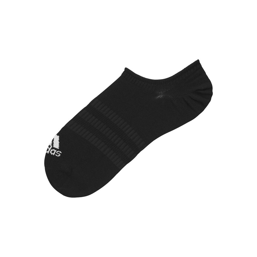 adidas Performance Füßlinge, verschwinden im Schuh