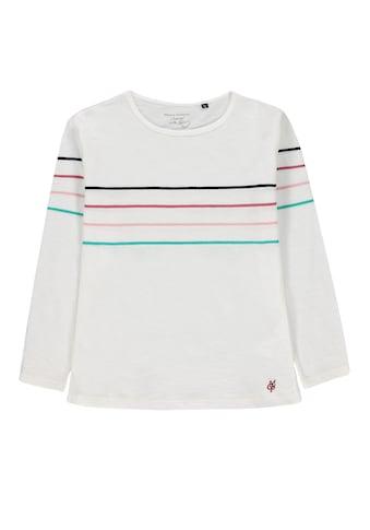 Marc O'Polo Junior Langarmshirt »striped« kaufen