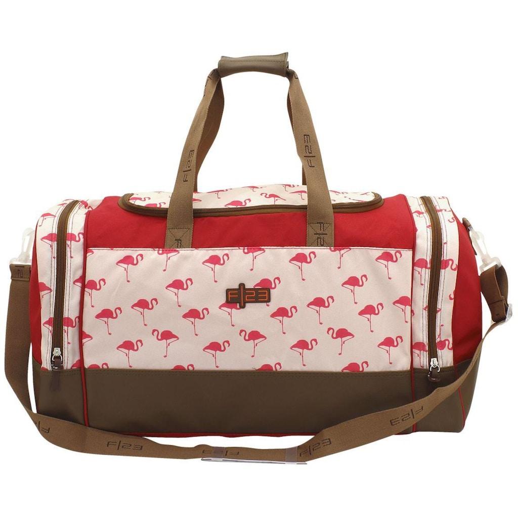 F23™ Reisetasche »Flamingo«, groß