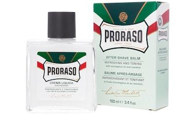 PRORASO After-Shave Balsam »Green Refresh«, revitalisierend kaufen