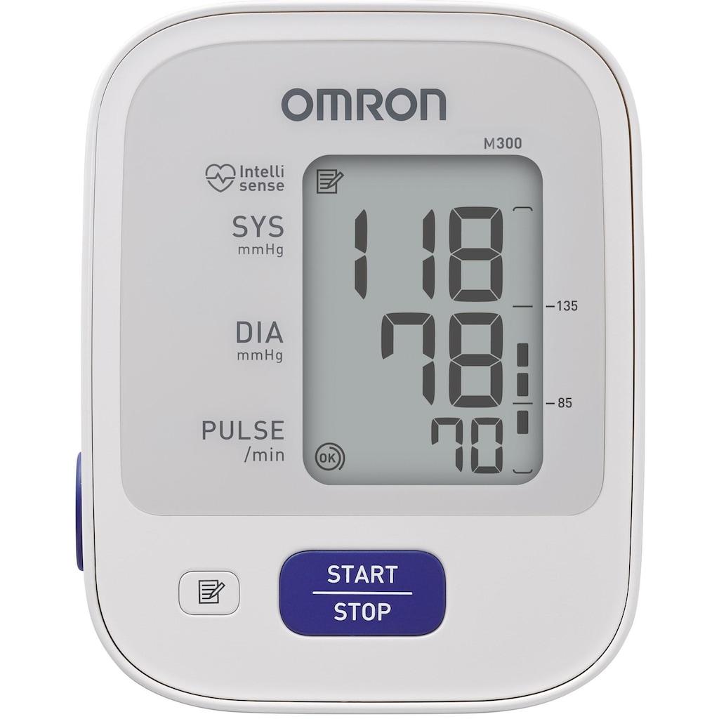 Omron Oberarm-Blutdruckmessgerät »M300 (HEM-7121-D)«