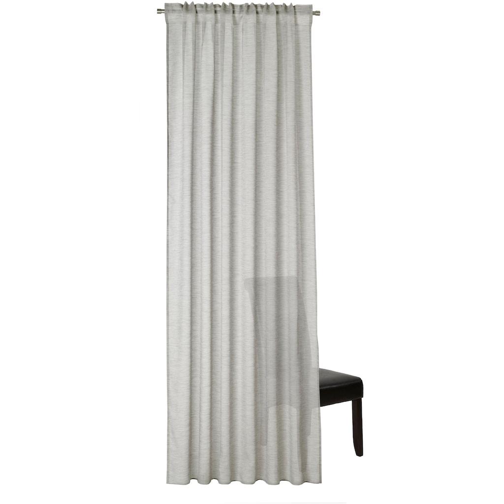 Neutex for you! Vorhang nach Maß »Allure«, Schal mit Multifunktionsband, Breite 140 cm