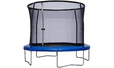 50NRTH Gartentrampolin »Sportspower«, Ø 305 cm, mit Sicherheitsnetz, blau kaufen