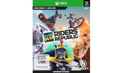 UBISOFT Spiel »Riders Republic«, Xbox One kaufen