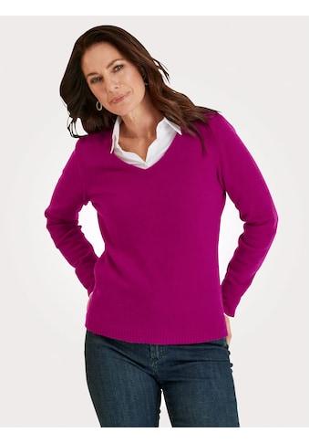 Mona V-Ausschnitt-Pullover, aus reinem Kaschmir kaufen