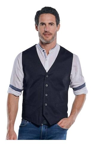Engbers Anzugweste, mit dezenter Musterung kaufen