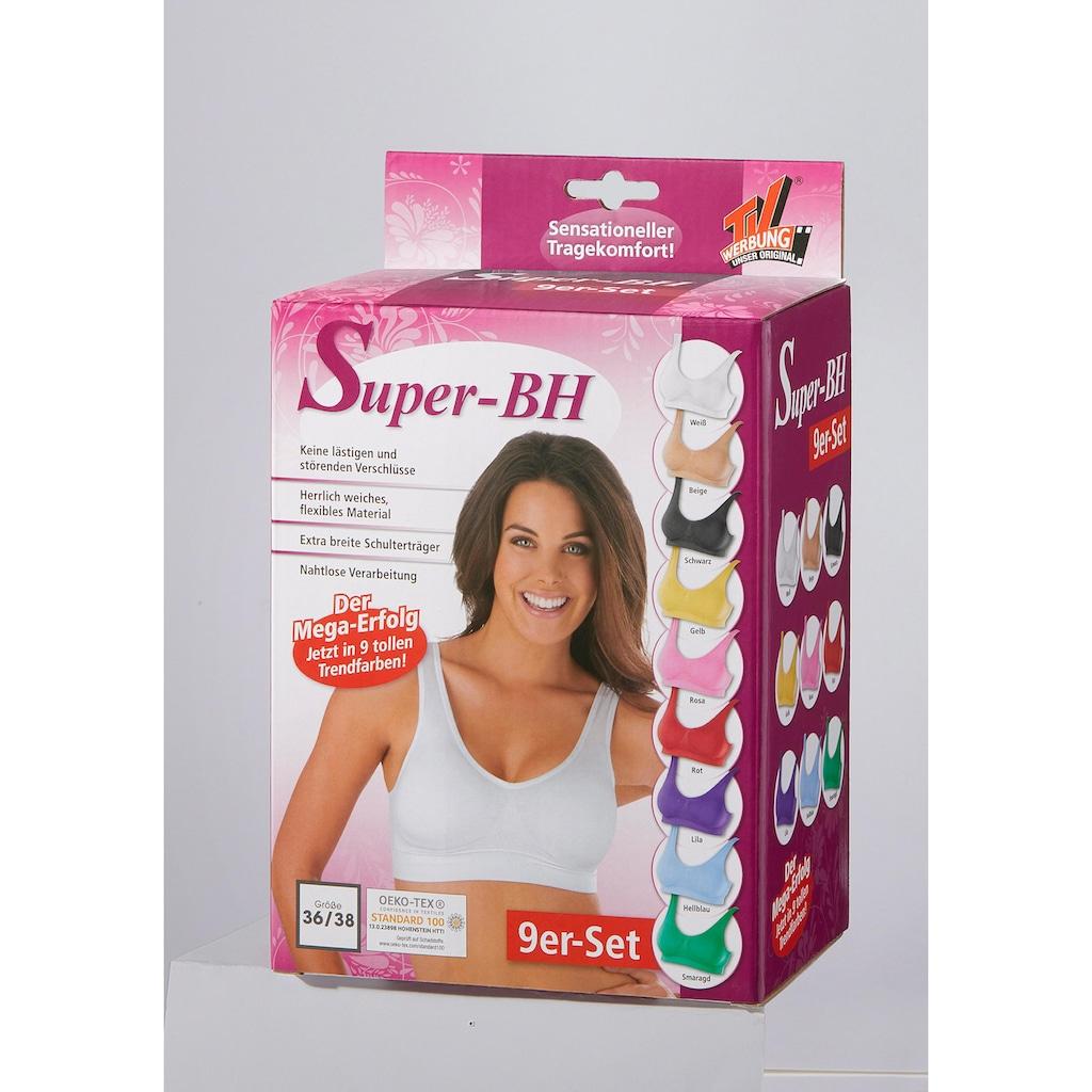 SLIMmaxx Bügelloser BH »Super-BH«, in Bustier-Form