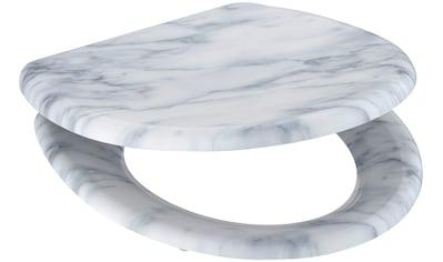 WELLTIME WC - Sitz »Marble«, mit Absenkautomatik, abnehmbar kaufen