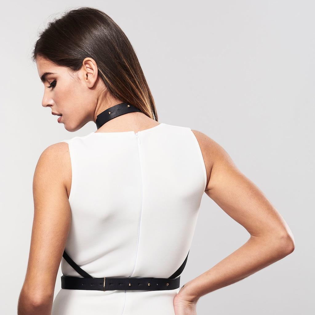 Bijoux Indiscrets Harness »Maze H Harness«, Doppel-Geschirr