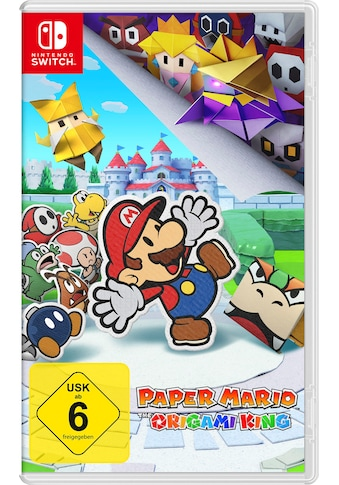 Paper Mario: The Origami King Nintendo Switch kaufen