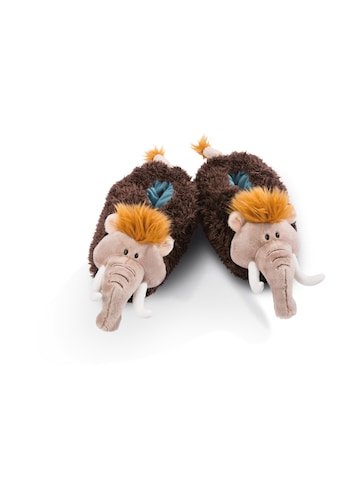 Nici Plüsch Hausschuhe »Mammut« kaufen