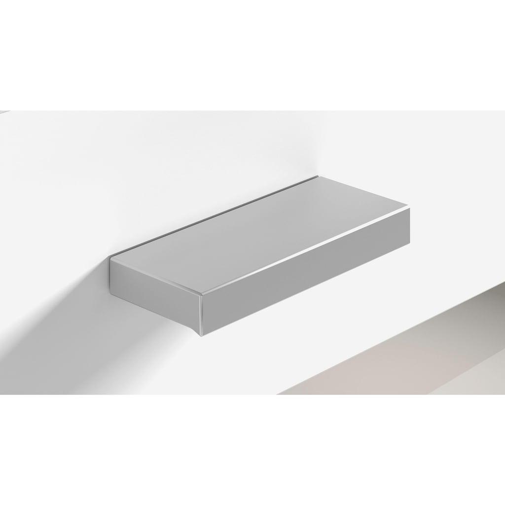 GWINNER Sideboard »ANZIO«, Lack weiß, 3-türig, Breite 195 cm