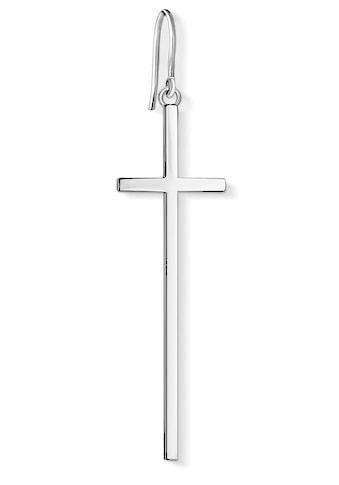 THOMAS SABO Single - Ohrhaken »Kreuz silber, H2012 - 585 - 21« kaufen