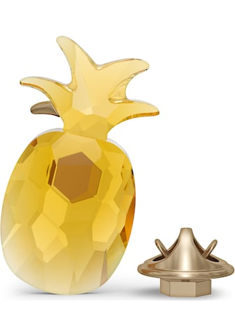 Swarovski Dekoobjekt »Jungle Beats Ananas Magnet, gelb, groß, 5572158«, Swarovski® Kristall kaufen