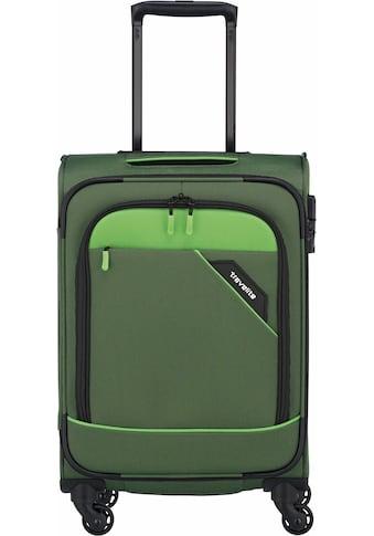 travelite Weichgepäck-Trolley »Derby, 55 cm«, 4 Rollen kaufen