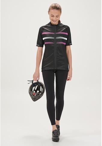 ENDURANCE Trikot »BEATRICE W Bike S/S Shirt«, mit praktischer Rückentasche kaufen
