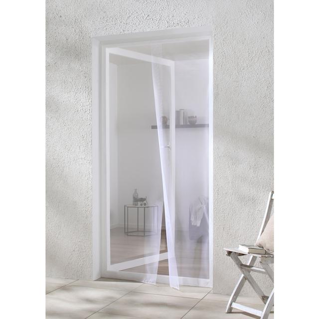 HECHT Insektenschutz-Vorhang weiß, BxH: 60/60x210 cm