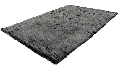 me gusta Hochflor-Teppich »Tender 125«, rechteckig, 52 mm Höhe, Kunstfell, Wohnzimmer kaufen