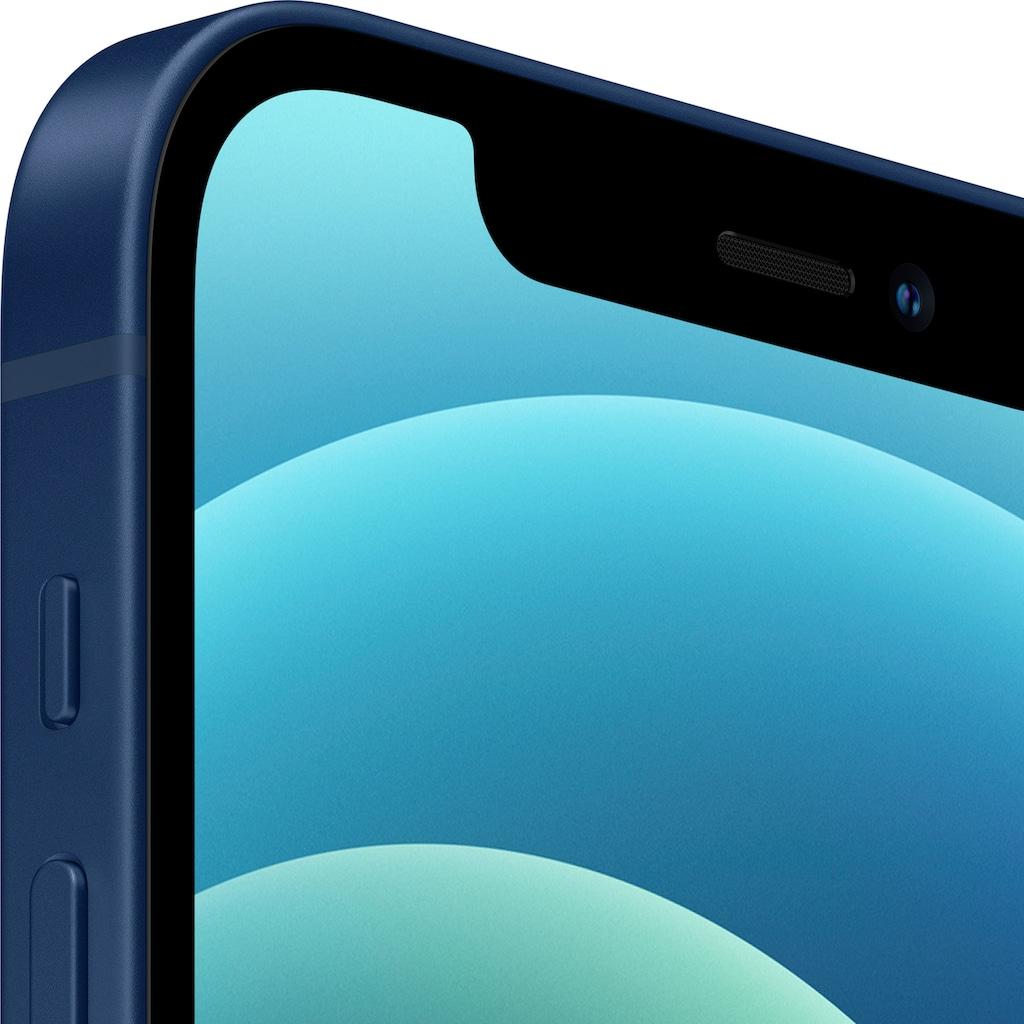 """Apple Smartphone »IPhone 12«, (15,5 cm/6,1 """" 128 GB Speicherplatz, 12 MP Kamera), ohne Strom Adapter und Kopfhörer, kompatibel mit AirPods, AirPods Pro, Earpods Kopfhörer"""