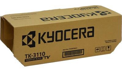 Kyocera Tonerpatrone »TK-3100, original, 1T02MS0NL0, schwarz« kaufen