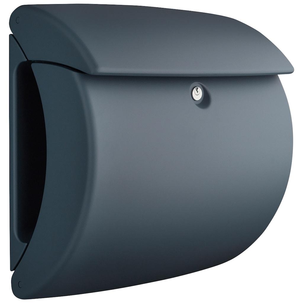 Burg Wächter Briefkasten »Pearl 886 GR«, in Matt-Optik, Granit