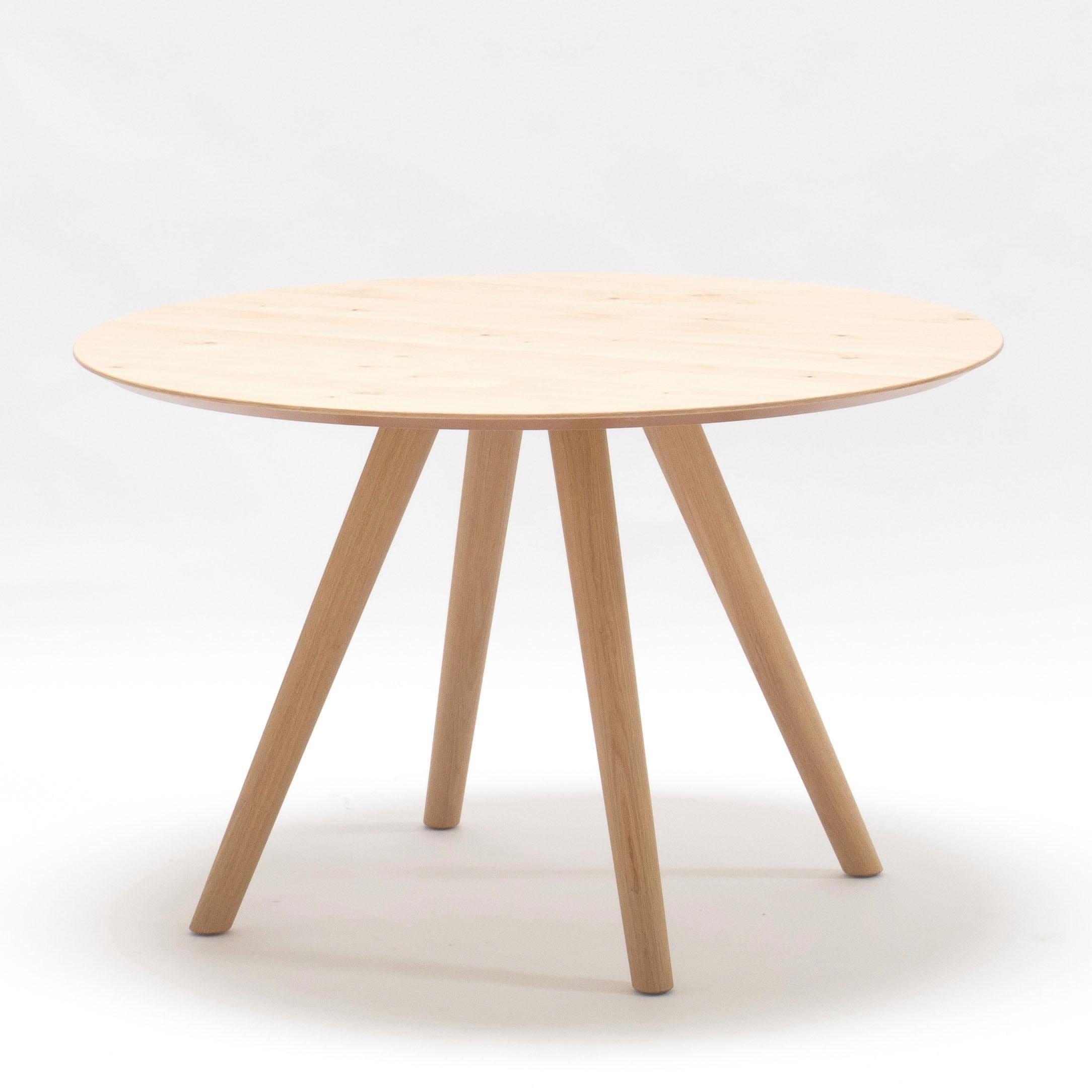 Schöner Wohnen Kollektion SCHÖNER WOHNEN-Kollektion Esstisch Round beige Esstische rund oval Tische Tisch
